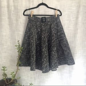 The Limited Belted Circle Skirt with Pockets